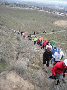 Line of Participants