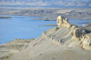Landmark Rock Formation of the Hanford Reach National Monument