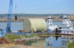 More Nuclear Reactor Compartments Arrive At Hanford
