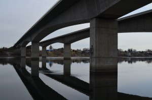I-182 Twin Bridges