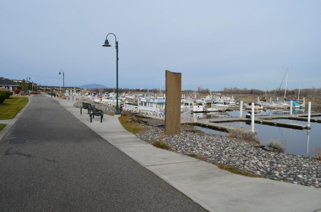 Columbia Point Marina Park Boat Launch and Marina