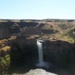 Apparent Tragedy at Palouse Falls