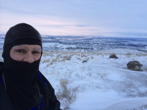 Head Covering for Cold Weather (also called a Balaclava)
