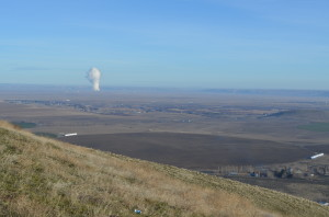 Columbia Generating Station Nuclear Plant and Hanford Nuclear Reservation