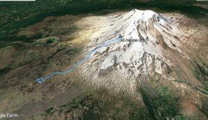 Mt. Adams Climb Day 1 August 17, 2017